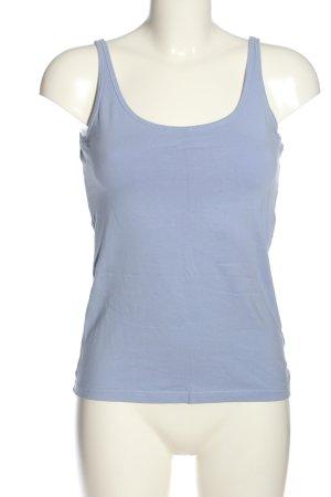 Colours of the World Basic Top blau Elegant