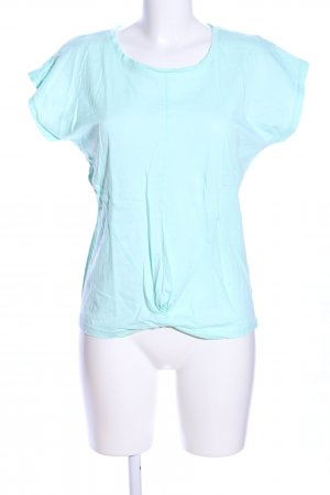 Colours of the World Basic Top türkis Casual-Look