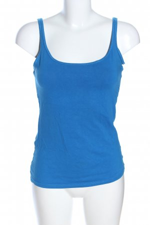 Colours of the World Basic Top blau Casual-Look
