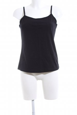 Colours of the World Basic Top schwarz Casual-Look