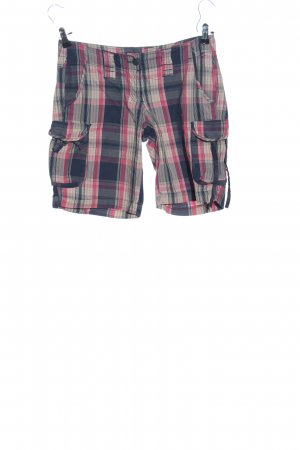 Colours of the World Bermudas check pattern casual look
