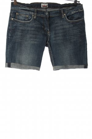 Colours of the World Bermudas blue casual look