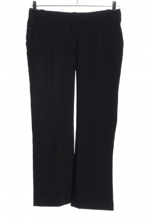 Colours of the World Pleated Trousers black business style