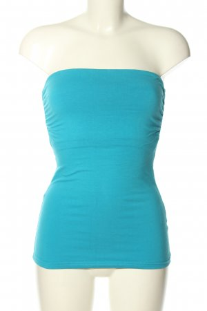Colours of the World Bustier Top blue casual look
