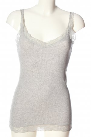Colours of the World Camisole hellgrau meliert Casual-Look