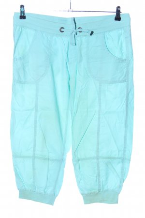 Colours of the World Caprihose türkis Casual-Look