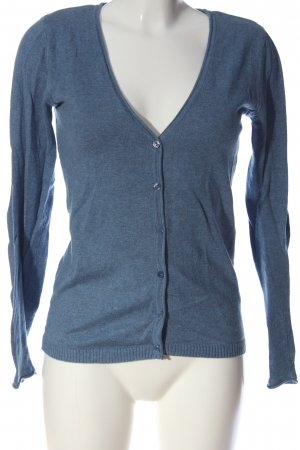 Colours of the World Cardigan blau meliert Casual-Look