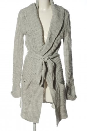Colours of the World Cardigan hellgrau Casual-Look