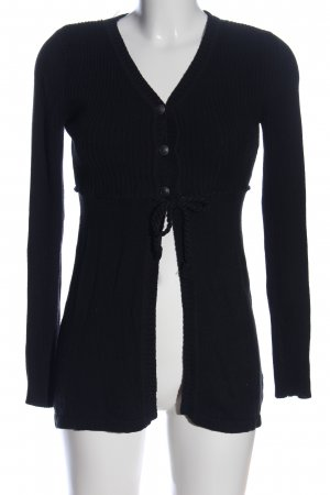 Colours of the World Cardigan schwarz Casual-Look