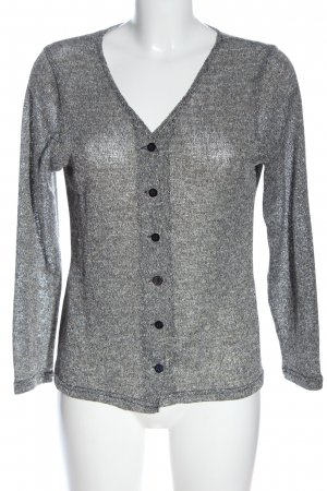 Colours of the World Cardigan silver-colored casual look