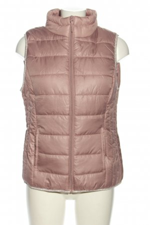 Colours of the World Daunenweste pink Steppmuster Casual-Look