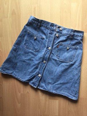 Colors of the world Gonna di jeans blu fiordaliso-azzurro