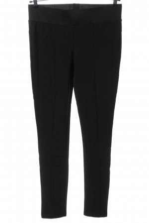 Colours of the World High Waist Trousers black elegant