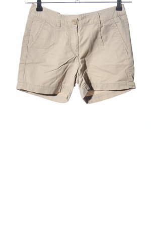 Colours of the World High-Waist-Shorts braun Casual-Look