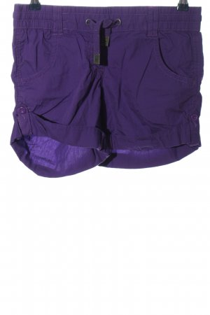 Colours of the World Hot Pants blau Casual-Look