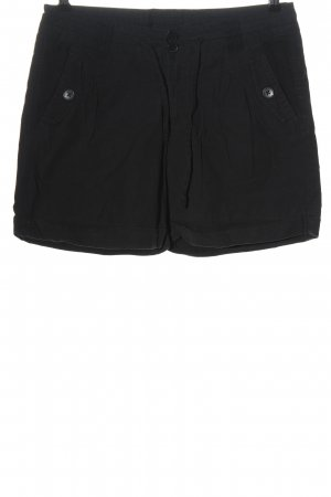Colours of the World Hot Pants schwarz Casual-Look
