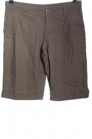 Colours of the World Hot Pants braun Casual-Look