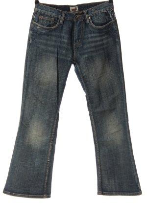 Colours of the World Jeans vita bassa blu stile casual