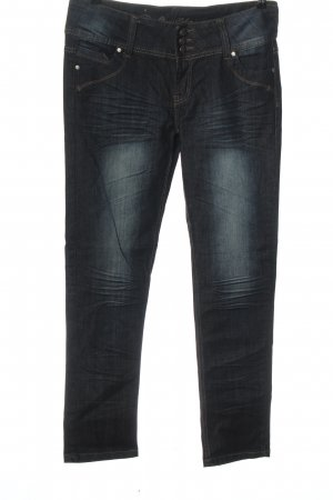 Colours of the World Hüftjeans blau Casual-Look