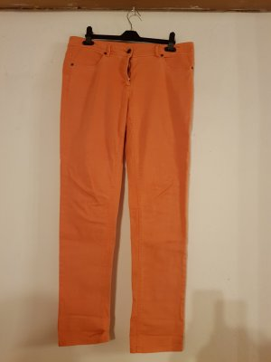 Colours of the World Stretch Jeans orange