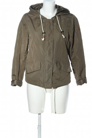Colours of the World Kapuzenjacke khaki Casual-Look