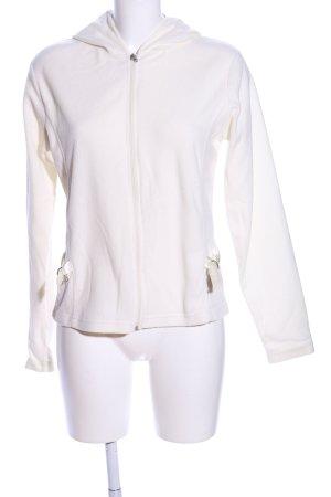 Colours of the World Kurtka z kapturem w kolorze białej wełny W stylu casual