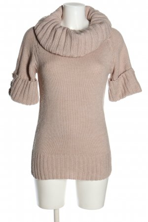 Colours of the World Kurzarmpullover creme Casual-Look