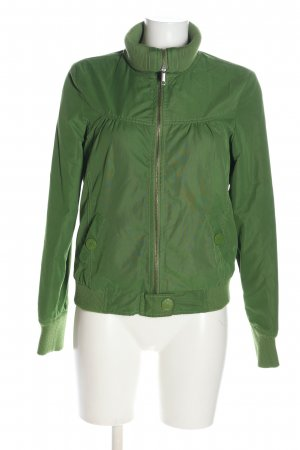 Colours of the World Giacca corta verde stile casual