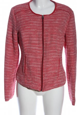 Colours of the World Kurzjacke Streifenmuster Casual-Look