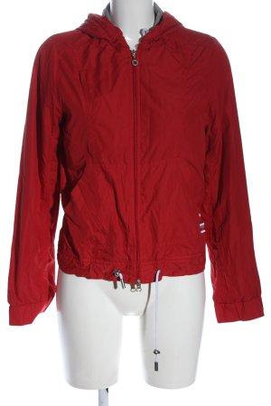 Colours of the World Veste courte rouge style décontracté