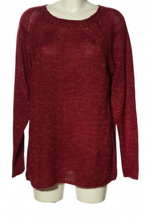 Colours of the World Longpullover rot Casual-Look