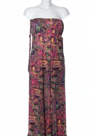 Colours of the World Maxikleid Mustermix Casual-Look