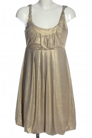 Colours of the World Minikleid goldfarben Casual-Look