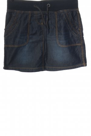 Colours of the World Miniskirt blue casual look