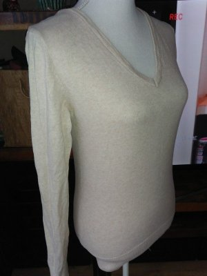 Colours of the World Pulli Creme Beige 36