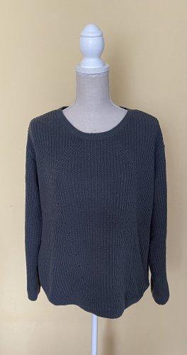 Colours of the World Crewneck Sweater dark grey