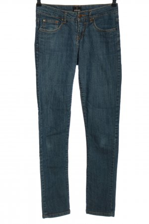 Colours of the World Röhrenjeans blau Casual-Look