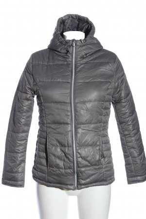 Colours of the World Steppjacke silberfarben Steppmuster Casual-Look