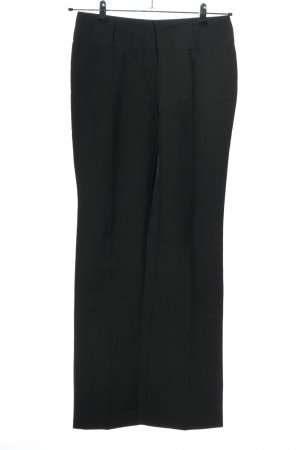 Colours of the World Stoffhose schwarz Business-Look