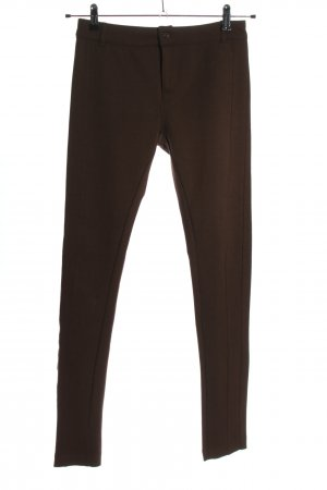 Colours of the World Jersey Pants brown casual look