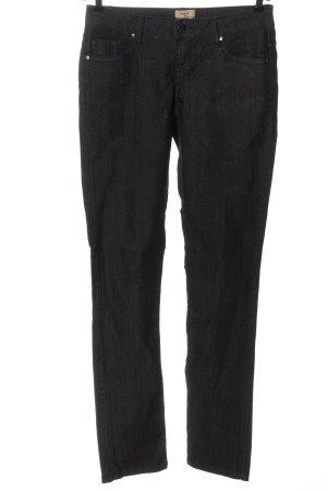 Colours of the World Jeansy z prostymi nogawkami czarny W stylu casual