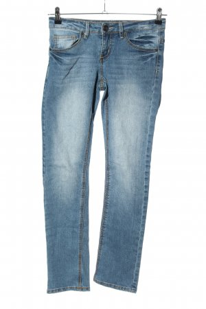 Colours of the World Jeans a gamba dritta blu stile casual