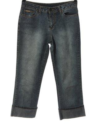 Colours of the World Jeansy z prostymi nogawkami niebieski W stylu casual