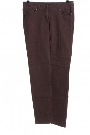 Colours of the World Slim Jeans rot Casual-Look