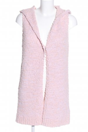Colours of the World Knitted Vest pink casual look