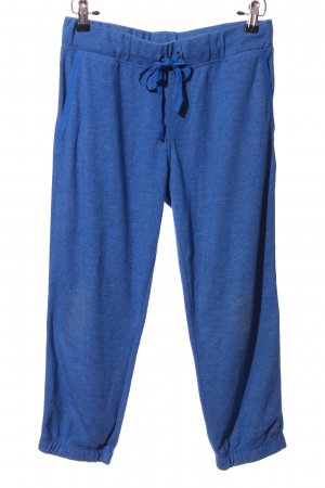 Colours of the World Pantalone fitness blu stile casual