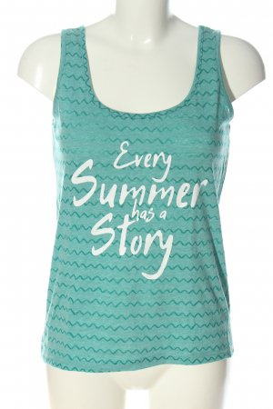 Colours of the World Tanktop meliert Casual-Look