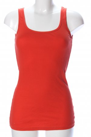 Colours of the World Tanktop hellorange Casual-Look