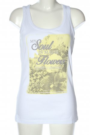 Colours of the World Tanktop Blumenmuster Casual-Look