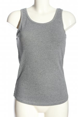 Colours of the World Tanktop hellgrau meliert Casual-Look